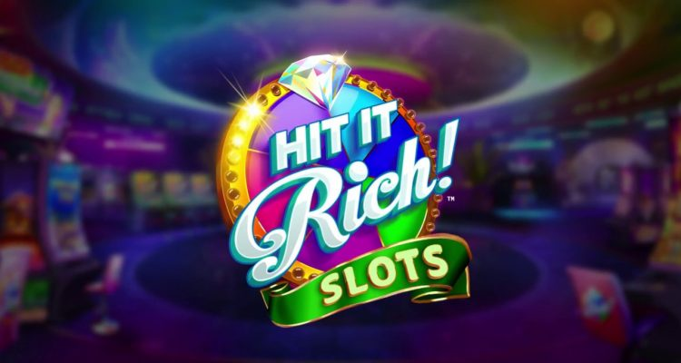 Hit it Rich! Game Slot Machine Gratis