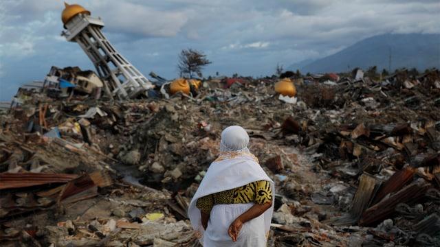 Mengapa Tsunami dan Sulawesi Tengah Erat Kaitannya