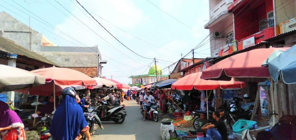 Pemuda Ketagihan Judi Online di Jambi Nekat Sampai Nekat Curi Dagangan di Pasar