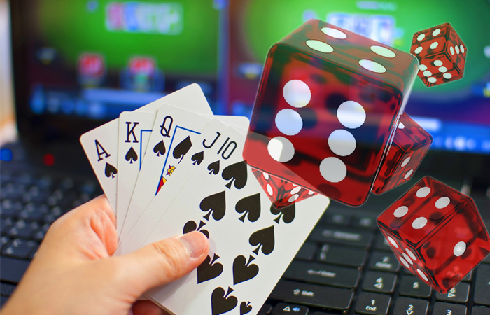 Four advantages of the online casino
