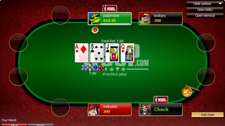 Poker Player Nicknames
