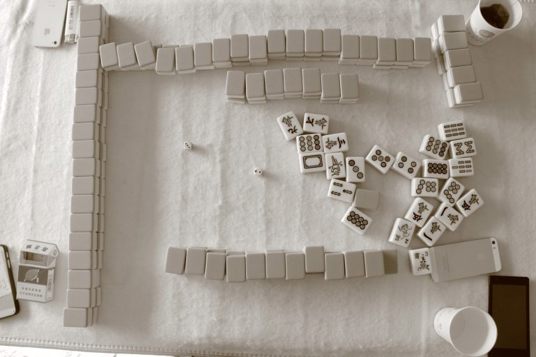 The History of Mahjong, a Game from China