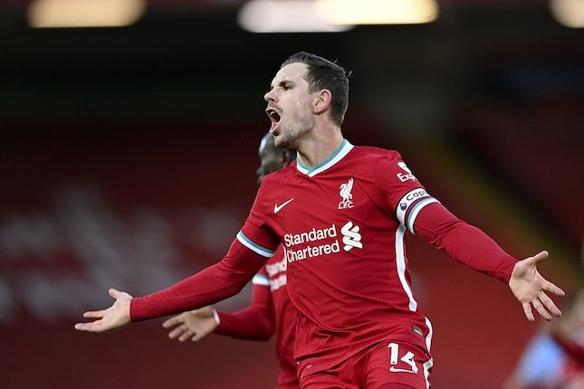 Jordan Henderson Will Be at Liverpool for 15 Years